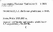 Umělecké předčítání v SSSR