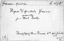 Propos d' Anatole France.