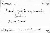 Herkunft und Geschichte der pannonischen