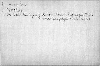 Přípravy k básním Vergiliovým.