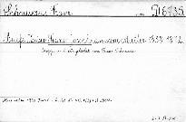 Briefe Kaiser Franz Josehps I. an seine Mutte