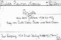 Briefe aus den Jahren 1906 bis 1907