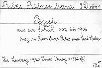 Briefe aus den Jahren 1902 bis 1906