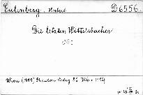 Die letzten Wittelsbacher