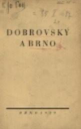 Dobrovský a Brno