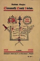 Slovanský Svatý Václav 929-1929