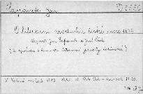 O literární produkci české v r. 1879.