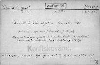 Zásobování čs. vojsk na Rusi 1914-1920