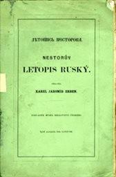 Nestorův letopis ruský