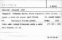 Básnický almanach 1955