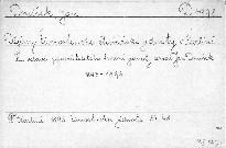 Dějiny Živnostensko-čtenářské jednoty v Karlíně 1843-1893