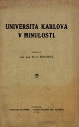 Universita Karlova v minulosti