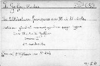 La littérature francaise aux XIXe et XXe