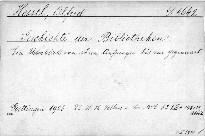 Geschichte der Bibliotheken.