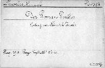 Der Roman Goethes