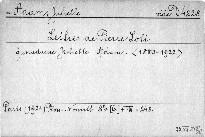 Lettres de Pierre Loti a Madame Juliette Adam