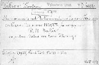 Memoiren und Dokumente über den Vertrag zu
