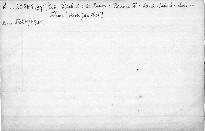 O Mistru Janu Husovi - 1415