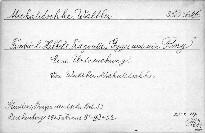 """Friedrich Hebbels Tragödie """"Gyges und sein"""