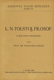 L. N. Tolstoj, filosof