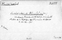 La Révolution de 1848 en Boheme