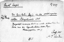 Die Barrikaden Prag's in der verhängnissvollen Pfingftwoche 1848