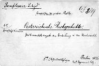 Österreichische Reichsgeschichte.