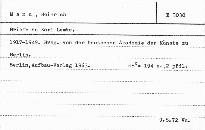 Briefe an Karl Lemke