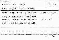 Polska awangarda malarska 1945-1970.
