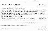 Sbírka příkladů a úloh z chemie