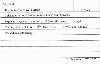 Obhajoba v československém trestním řízení.