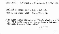 Pražský sborník historický                         ([Roč.] 13)