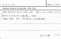 Pražský sborník historický 1969-1970