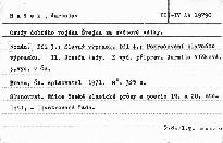 Osudy dobrého vojáka Švejka za světové války                         (Díl 3)