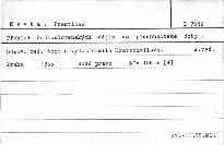 Přehled československých dějin do předhusitsk