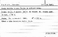Osudy dobrého vojáka Švejka za světové války                         (Díl 1 a 2)