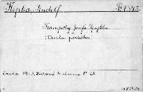 Trampoty Josefa Špejbla
