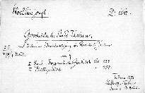 Geschichte der Stadt Tachau mit teilweiser Berücksichtigung der Herrschaft Tachau                         (I. Band,)