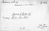 Mučenník kostnický Mistr Jan Hus