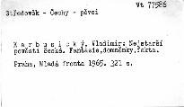 Nejstarší pověsti české