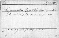 Na památku Karla Havlíčka Borovského a slavnosti kutnohorské dne 26. srpna 1883