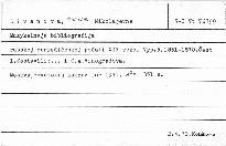 Muzykalnaja bibliografija russkoj periodičesk