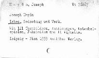 Joseph Haydn: Leben, Bedeutung und Werk