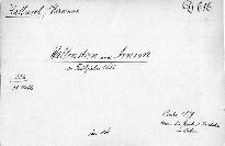 Wallenstein und Arnim