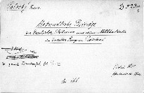 Urkundliche Beitraege zur Geschichte Boehmens