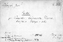 Cesta po Německu, Švýcarsku, Francii, Anglii a Belgii roku 1862