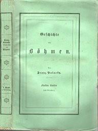 Geschichte von Böhmen                         (Fünfter Band,)