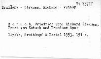 Richard Strauss, Ernst von Schuch und Dresdens Oper