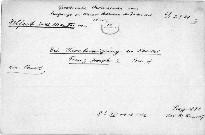 Die Thronbesteigung des Kaisers Franz Joseph