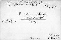 Revolution und Reaction im Spätjahre 1848.